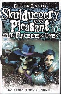 bokomslag The Faceless Ones