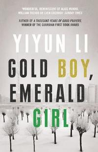 bokomslag Gold boy, emerald girl