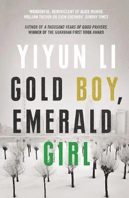 bokomslag Gold boy, emerald girl