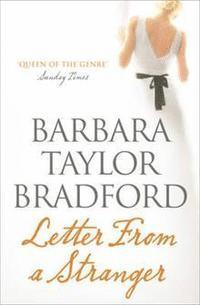 bokomslag Letter From a Stranger