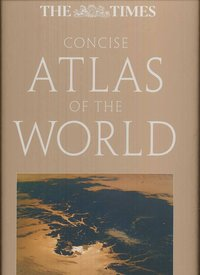 bokomslag The 'Times' Concise Atlas of the World