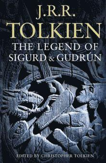 bokomslag The Legend of Sigurd and Gudrún