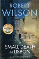 bokomslag A Small Death in Lisbon
