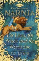 bokomslag The Lion, the Witch and the Wardrobe (The Chronicles of Narnia, Book 2)