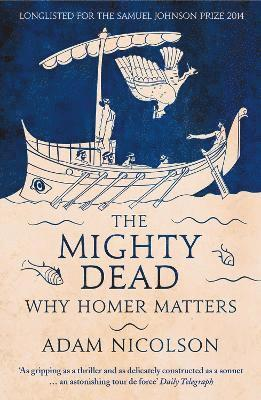 bokomslag The Mighty Dead