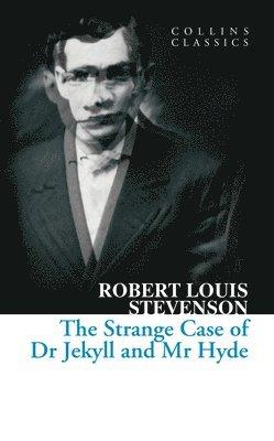 bokomslag Strange case of dr jekyll and mr hyde