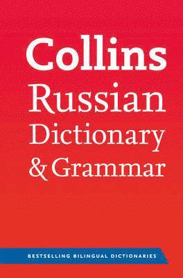 bokomslag Collins Russian Dictionary and Grammar
