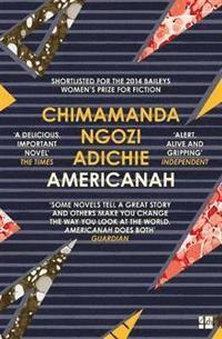 bokomslag Americanah