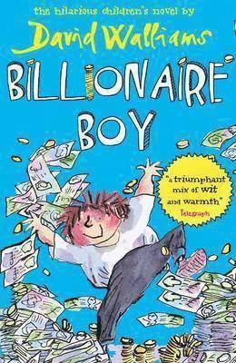 bokomslag Billionaire Boy