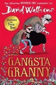bokomslag Gangsta Granny