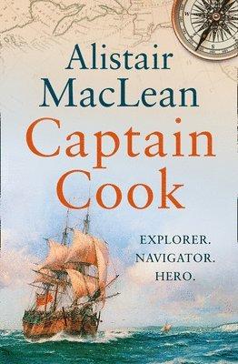 bokomslag Captain Cook