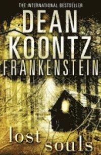 bokomslag Frankenstein 4: Lost Souls