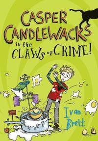 bokomslag Casper Candlewacks in the Claws of Crime!