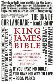 bokomslag Holy Bible: King James Version (KJV) 400th Anniversary Edition