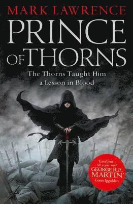 bokomslag Prince of Thorns