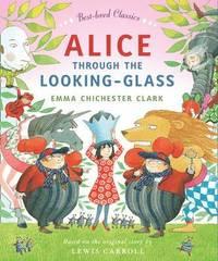 bokomslag Alice Through the Looking Glass