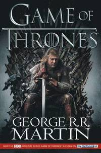 bokomslag A Game of Thrones TV Tie-In