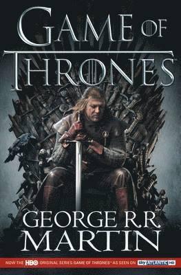 bokomslag A Game of Thrones TV Tie-In