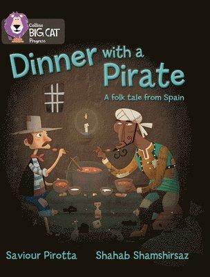 bokomslag Dinner with a Pirate