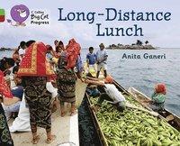 bokomslag Long-distance Lunch