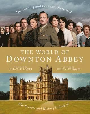 bokomslag The World of Downton Abbey