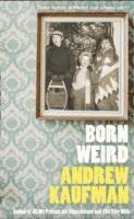 bokomslag Born Weird