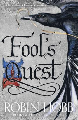 bokomslag The Fool's Quest