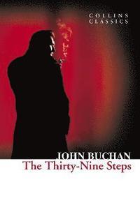 bokomslag Thirty-nine steps