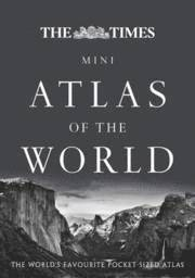 bokomslag The Times Mini Atlas of the World: The Ultimate Pocket Sized World Atlas