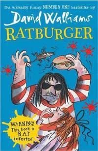 bokomslag Ratburger