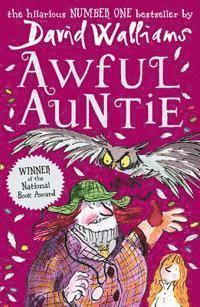 bokomslag Awful Auntie