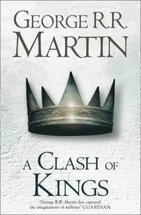 bokomslag A Clash of Kings (Hardback reissue)