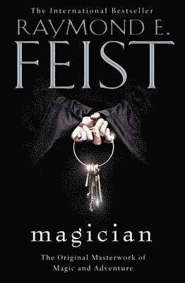 bokomslag Magician