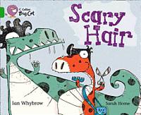 bokomslag Collins Big Cat - Scary Hair Workbook