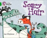 bokomslag Scary Hair Workbook