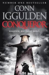 bokomslag The Conqueror