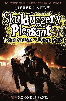 bokomslag Last Stand of Dead Men