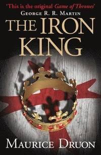 bokomslag The Iron King