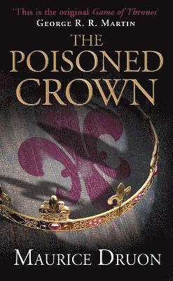 bokomslag Poisoned crown (the accursed kings, book 3)