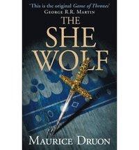 bokomslag The She-Wolf
