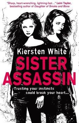 bokomslag Sister assassin