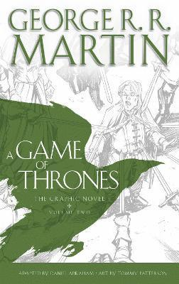 bokomslag A Game of Thrones: Graphic Novel, Volume Two