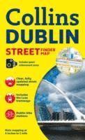 bokomslag Collins: Dublin Street Finder Map