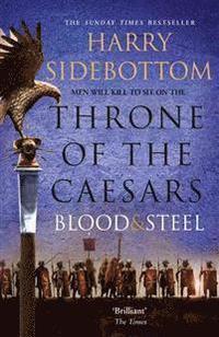 bokomslag Blood and Steel