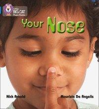 bokomslag YOUR NOSE