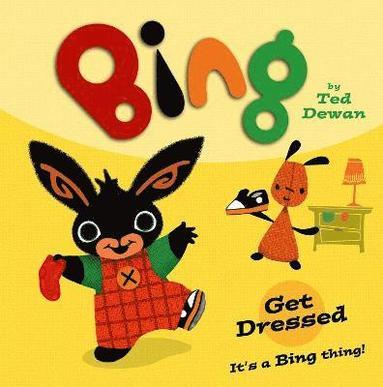bokomslag Bing: Get Dressed