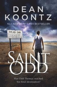 bokomslag Saint Odd