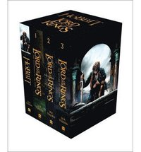 bokomslag The Hobbit And The Lord Of The Rings: FTI Boxed Set