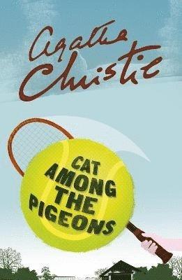 bokomslag Cat Among the Pigeons (Poirot)