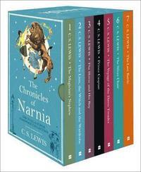 bokomslag The Chronicles of Narnia box set